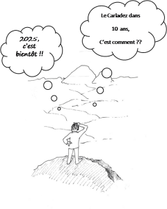 dessin prospective bulles