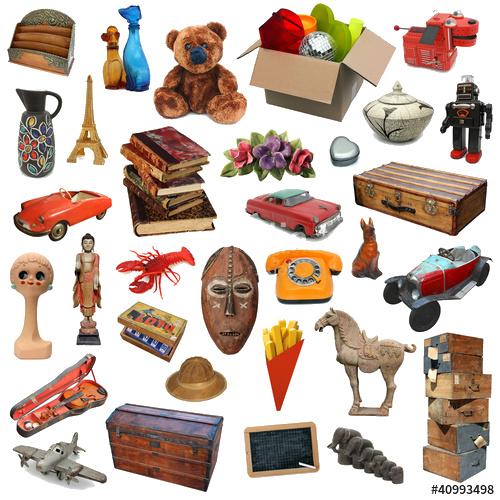 Collecte d'objets<p></p>